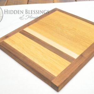 Cutting Board Small Walnut