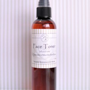 Face Toner Chamomile and Marshmallow