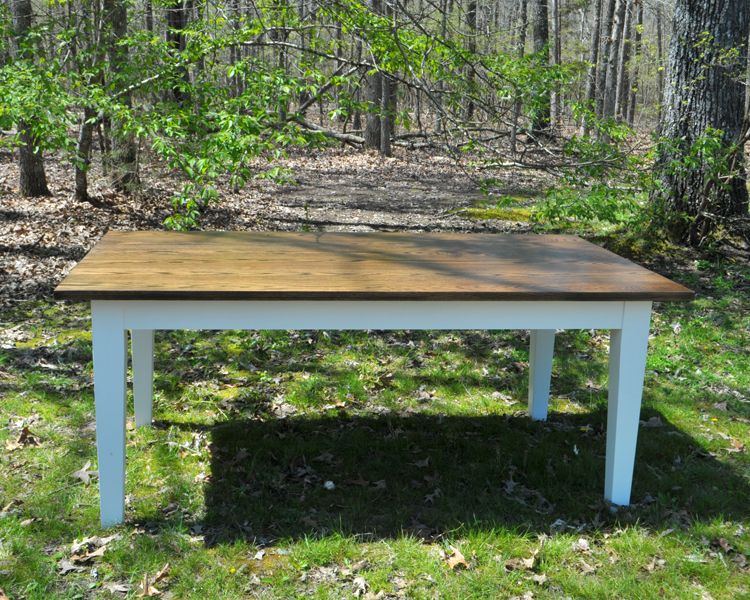 Espresso Oak Table 1