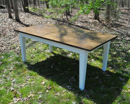 Espresso Oak Table 2